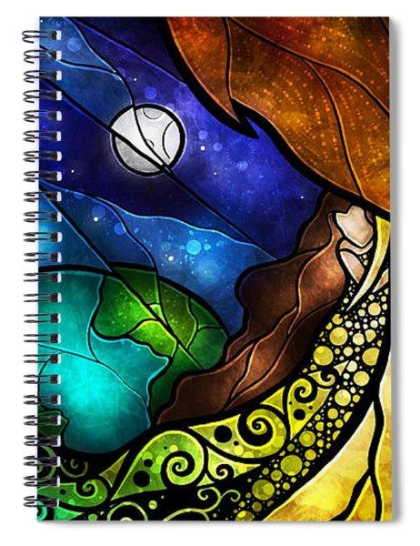 Psalm 91 Spiral Notebook
