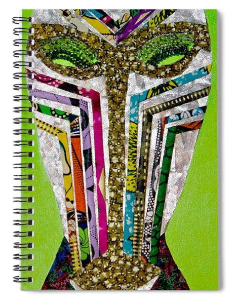 Punda Milia Spiral Notebook