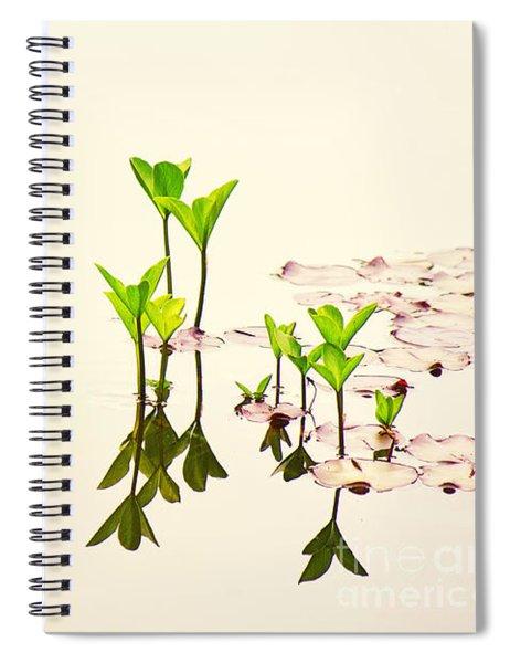 Pure Water Spiral Notebook