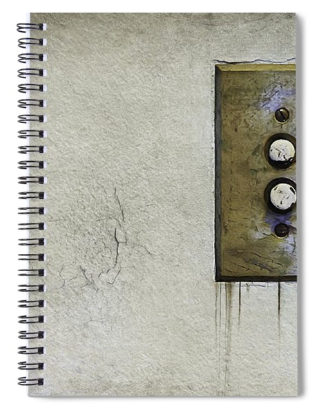 Push Button Spiral Notebook