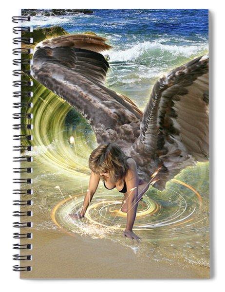 Put Your Trust In Him Spiral Notebook
