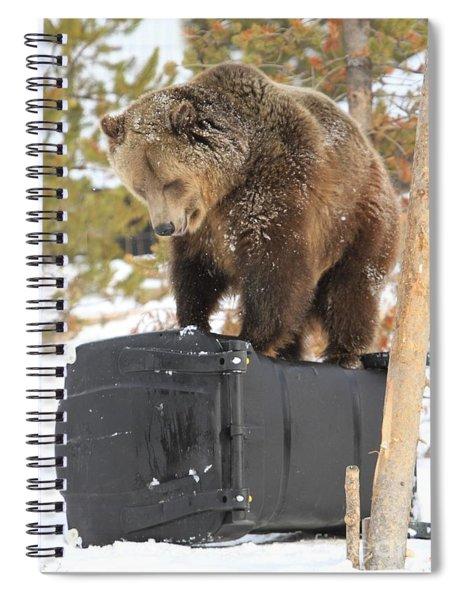 Puzzler Spiral Notebook