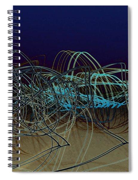 Pwl 008 Spiral Notebook