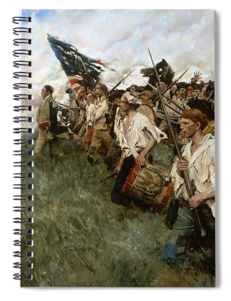 Pyle: Nation Makers, 1906 Spiral Notebook