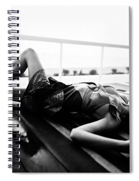 Qui Tacet Consentire Spiral Notebook