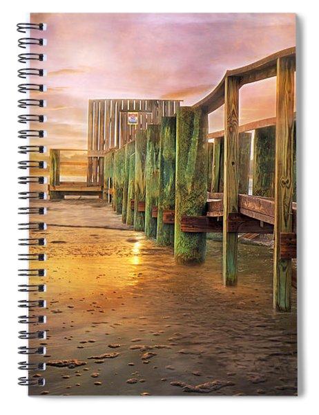 Quiet Colors Spiral Notebook