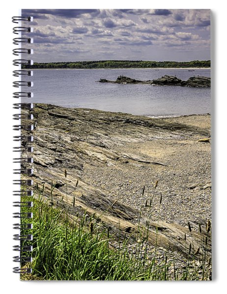 Quiet Cove Spiral Notebook