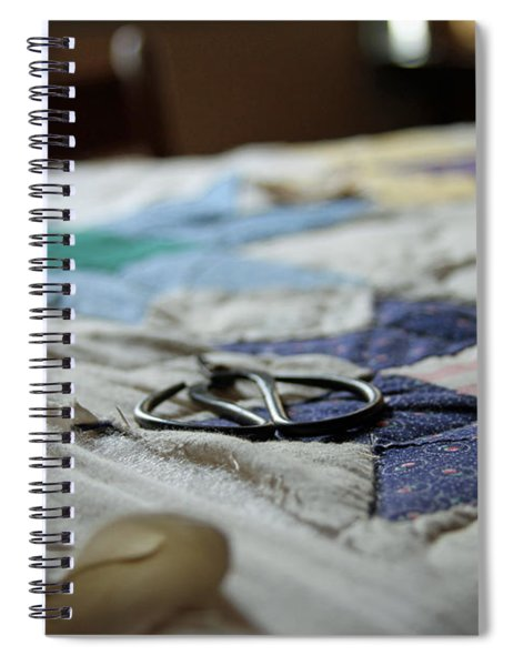 Quilting Spiral Notebook
