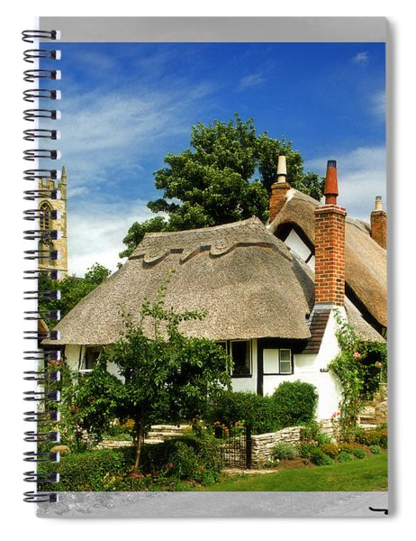 Quintessential Home Spiral Notebook