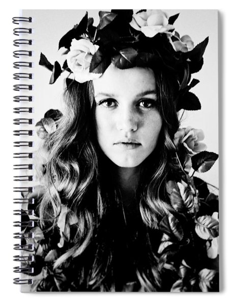 Quod Me Nutrit Me Destruit Spiral Notebook