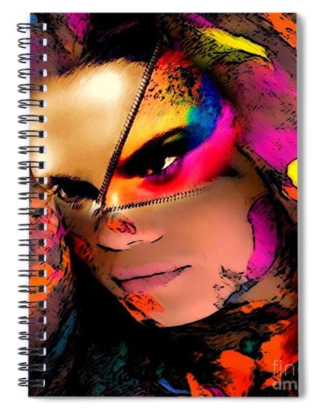 Rainbows Spiral Notebook