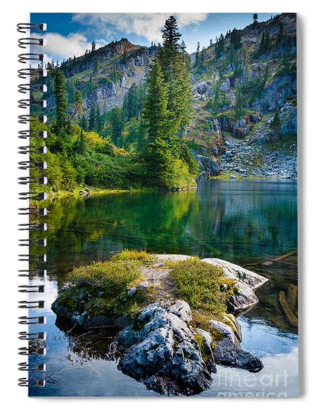 Ramparts Lake Spiral Notebook