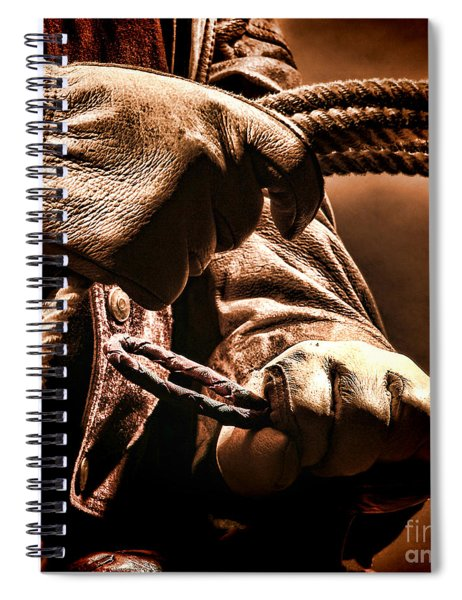 Ranch Hands Spiral Notebook