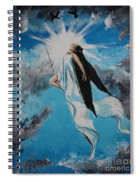 Ravesencion Spiral Notebook