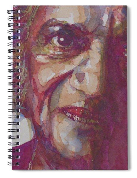 Ravi Shankar- Rabinda Shankar Chowdhury Spiral Notebook