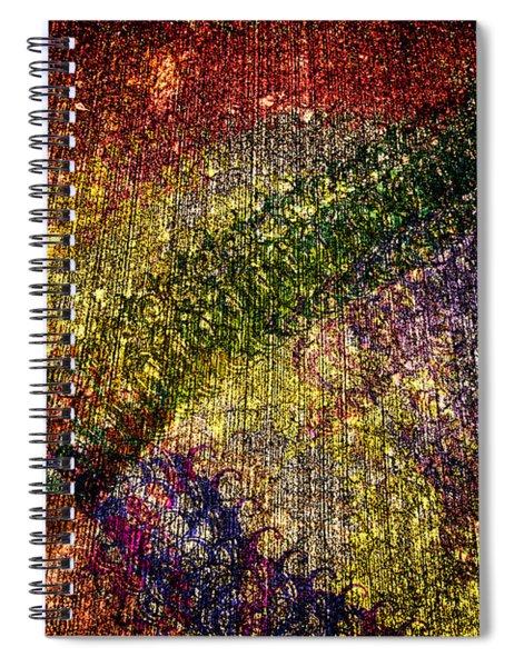 Razzle Dazzle Spiral Notebook