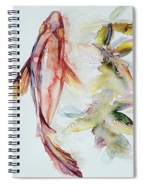 Red Mangrove Spiral Notebook