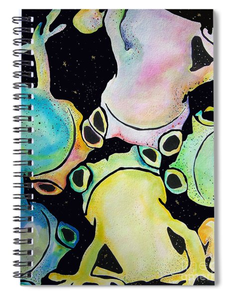 Reflecting Pond Spiral Notebook