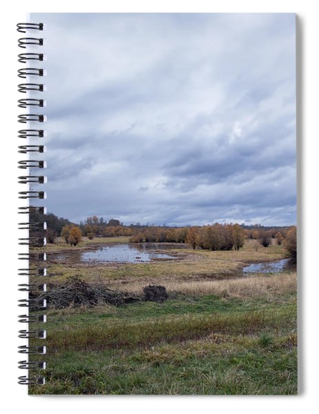 Refuge No 1 Spiral Notebook