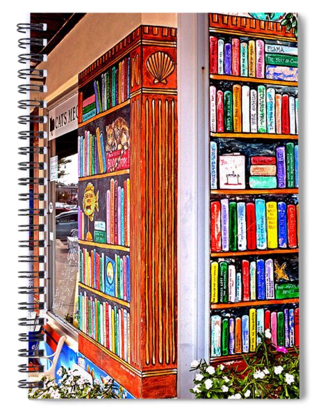 Rehoboth Beach Browseabout Books Spiral Notebook
