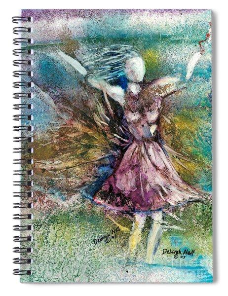 Released Spiral Notebook
