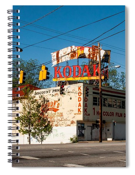 Remember When? Spiral Notebook