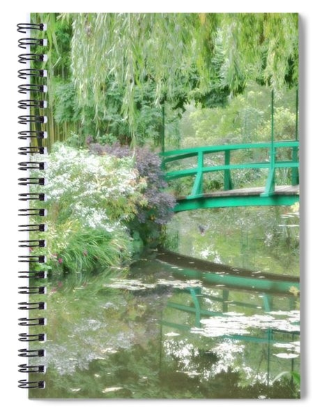 Remembering Monet  Spiral Notebook