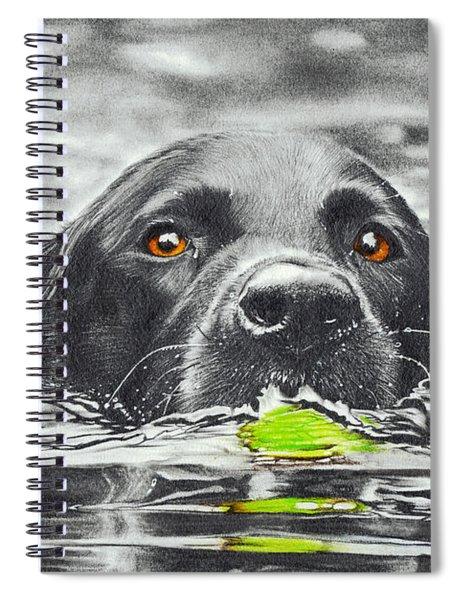 Reservoir Dog Spiral Notebook