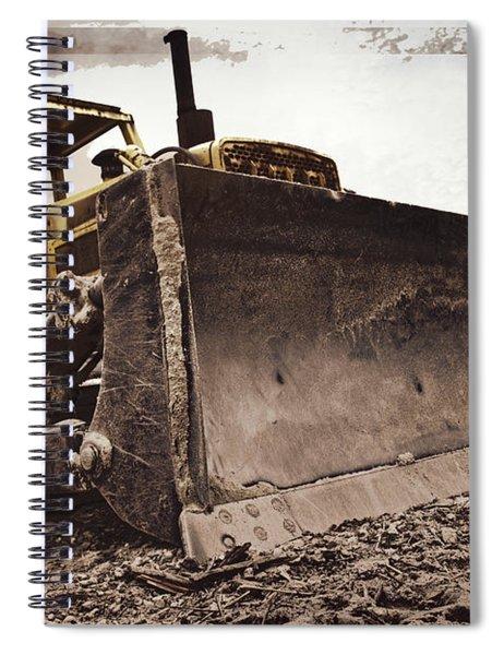 Restore The Shore Spiral Notebook