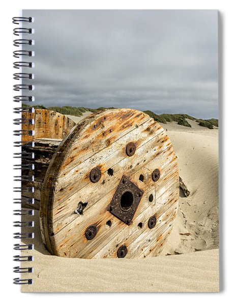 Returned Spiral Notebook by Belinda Greb