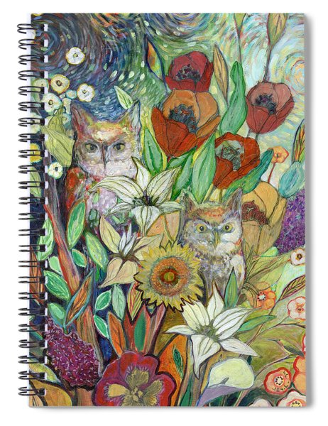 Returning Home To Roost Spiral Notebook