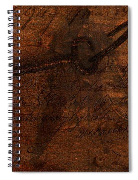 Revealing The Secret Spiral Notebook