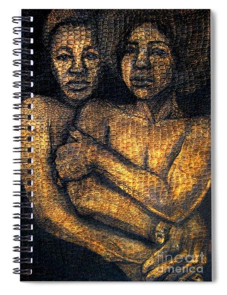 Revelations Spiral Notebook