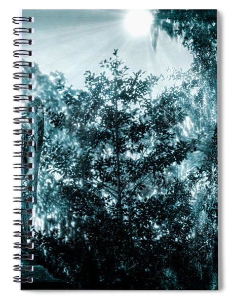Reverence Spiral Notebook