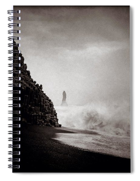 Reynisdrangar Spiral Notebook