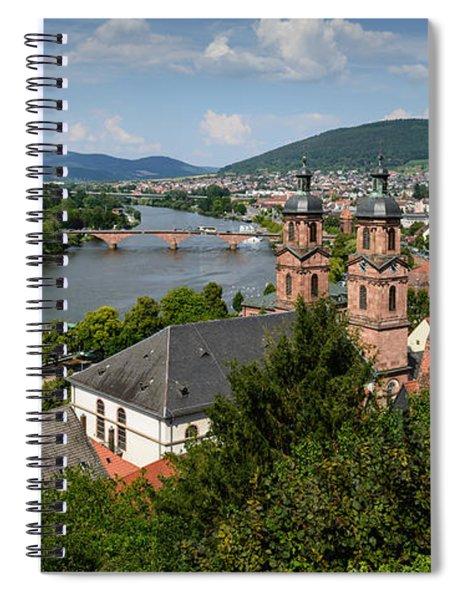 Rhine River Spiral Notebook