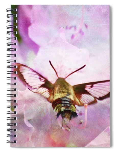 Rhododendron Dreams Spiral Notebook