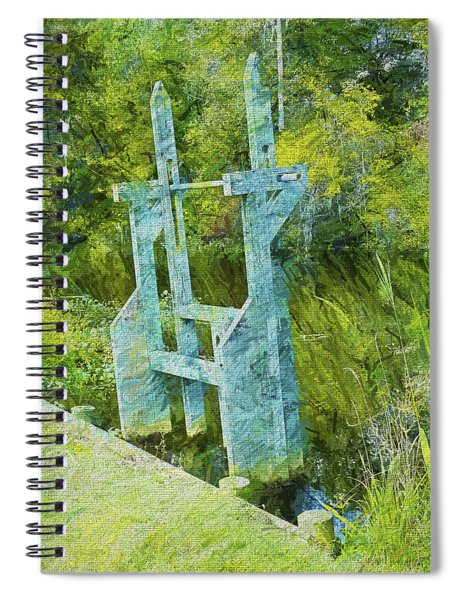 Rice Trunk - Faux Painting Spiral Notebook