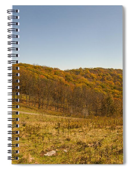 Rich Mountain Autumn Spiral Notebook