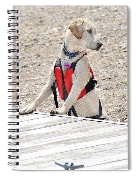 Riley Spiral Notebook