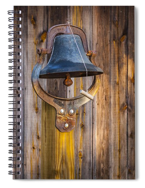 Ring My Tennessee Bell Spiral Notebook