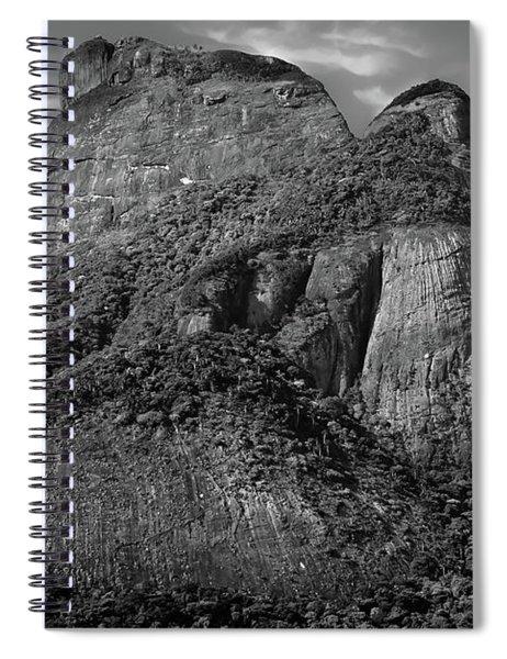 Rio De Janeiro Classic View - Sugar Loaf Spiral Notebook