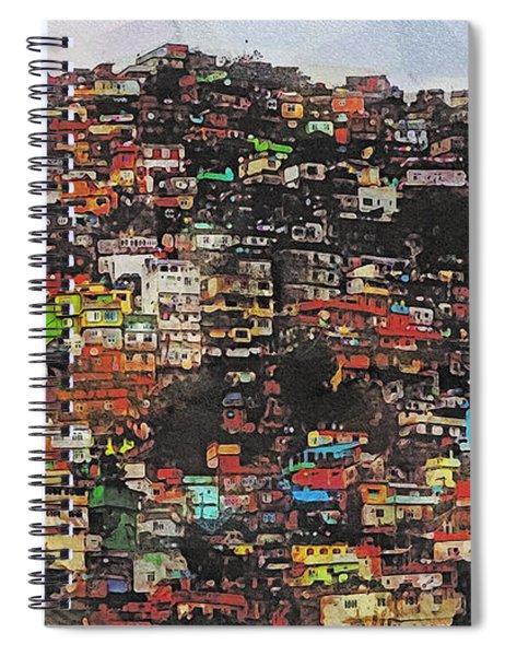 Rio Spiral Notebook