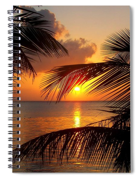 Rise And Behold Spiral Notebook