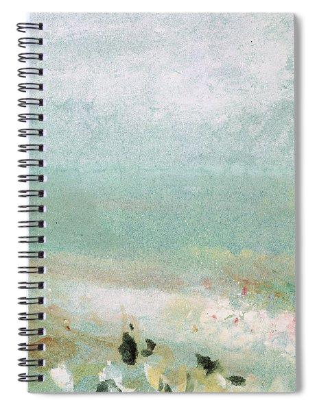 River Bank Spiral Notebook