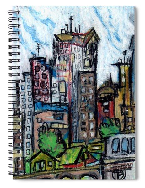 River City II Spiral Notebook
