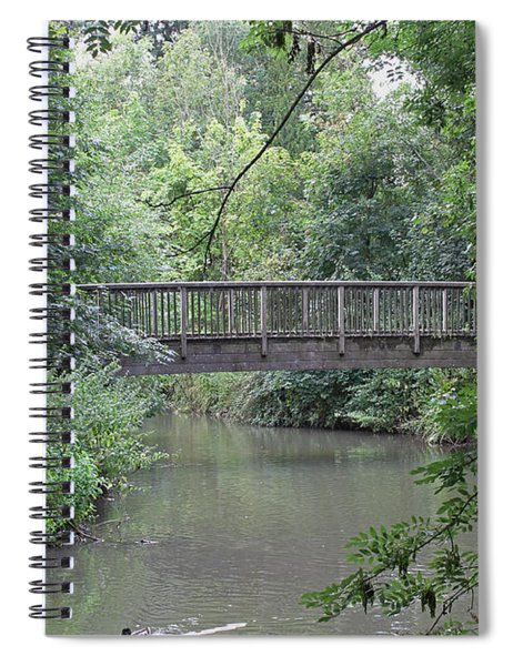 River Great Ouse Spiral Notebook