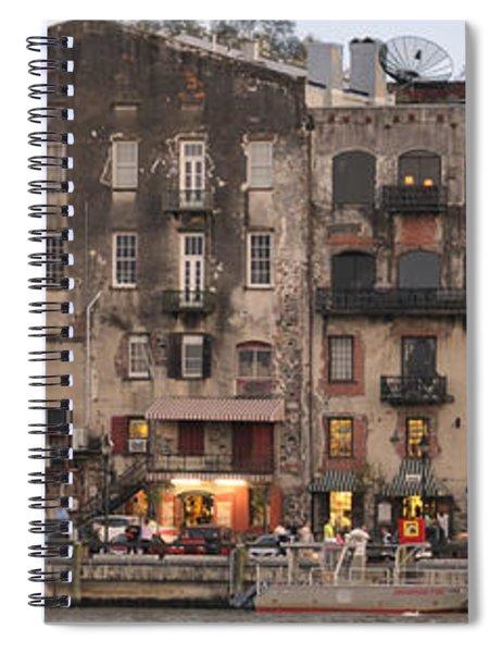 River Street Savannah Spiral Notebook