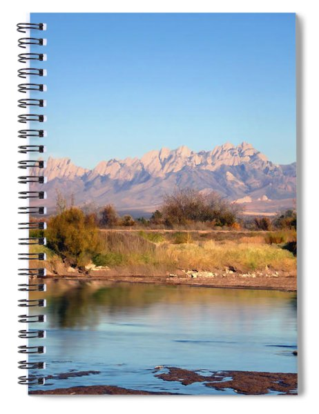 River View Mesilla Spiral Notebook