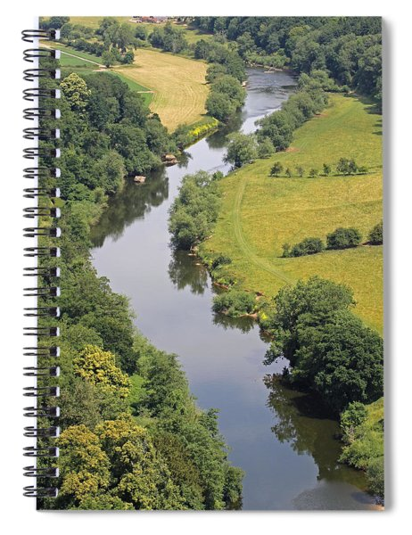 River Wye Spiral Notebook